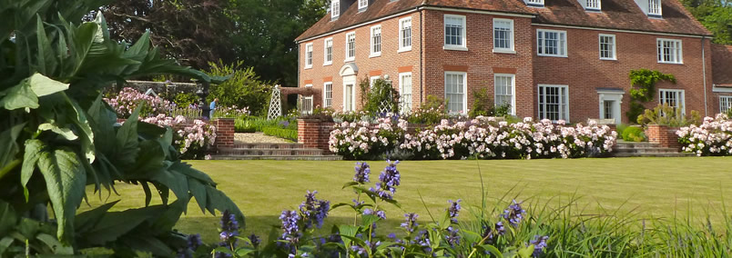 Country House Garden Design | Hampshire Garden Design | Alex Foster Garden  Design