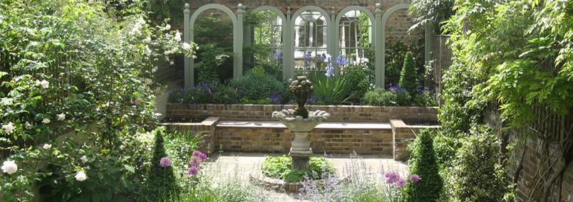 Garden design courses winchester for Home study garden design courses